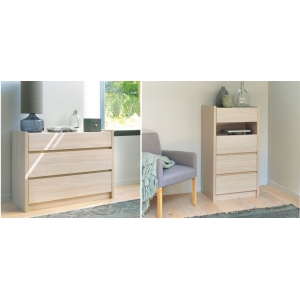 Commode et semainier celio Cosy