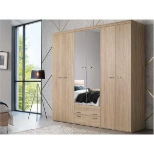 Armoire portes battantes celio multy